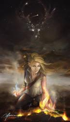 Queen of Terrasen. by uponadaydreamer