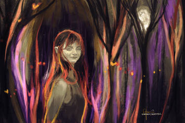 Enchanted Harvest. by uponadaydreamer