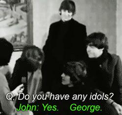 John x George by SugaShikao