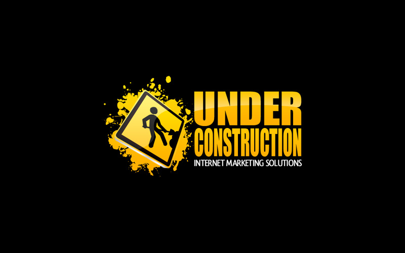 Under Construction Logo by giannastudios on DeviantArt Under Construction Logo