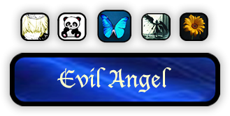 Evil Angel Signature by shimarukari
