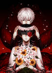 Tokyo Ghoul RED LILIES
