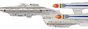 Galaxy II class