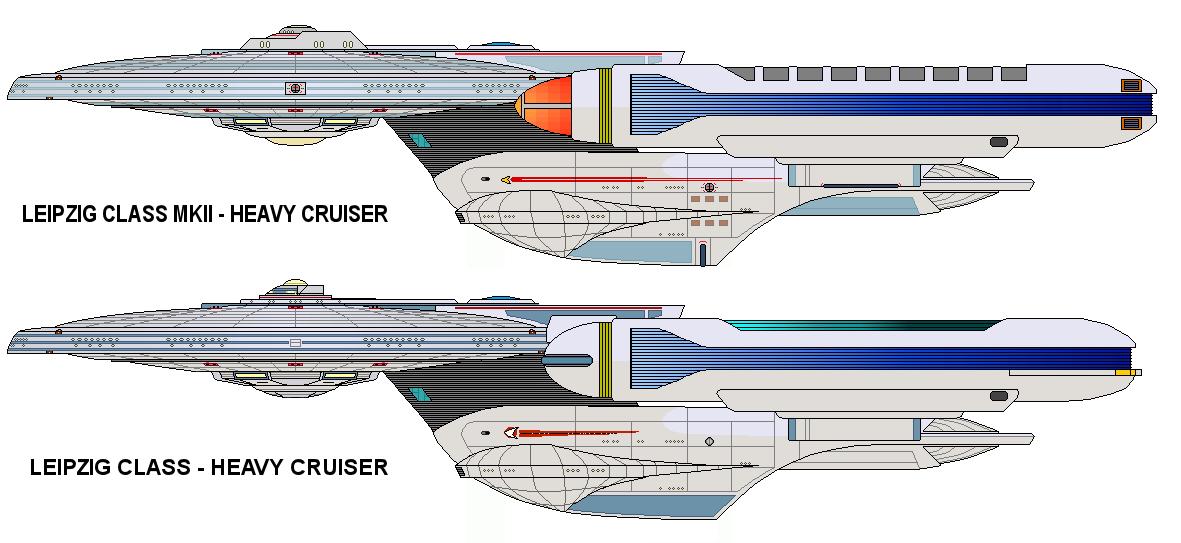 Leipzig class by zagoreni010 on deviantart for Wohnung star trek design