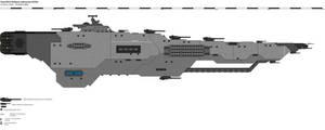 Invictus class - Dreadnought by zagoreni010