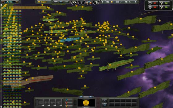 Free Planets Alliance Remnant fleet (I)