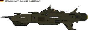 Cuxhaven class Frigate