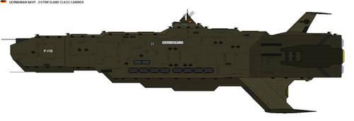 Ostriesland class Carrier by zagoreni010