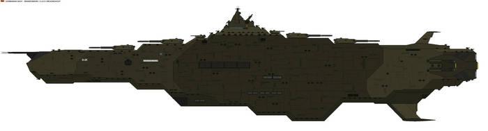Brandenburg class Dreadnought by zagoreni010