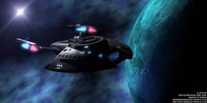 Lost Trek Files 41: Nova class - 1