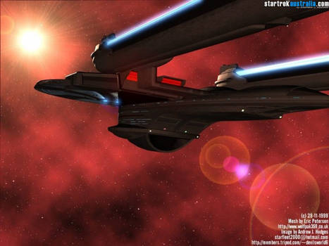 Lost Trek Files 57: Excelsior class - 2