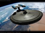 Lost Trek Files 64: Constellation class - 1