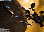 Lost Trek Files 66: Saber class - 2
