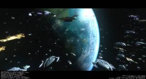 Lost Trek Files 73: Battle -1 Battle of Rigel