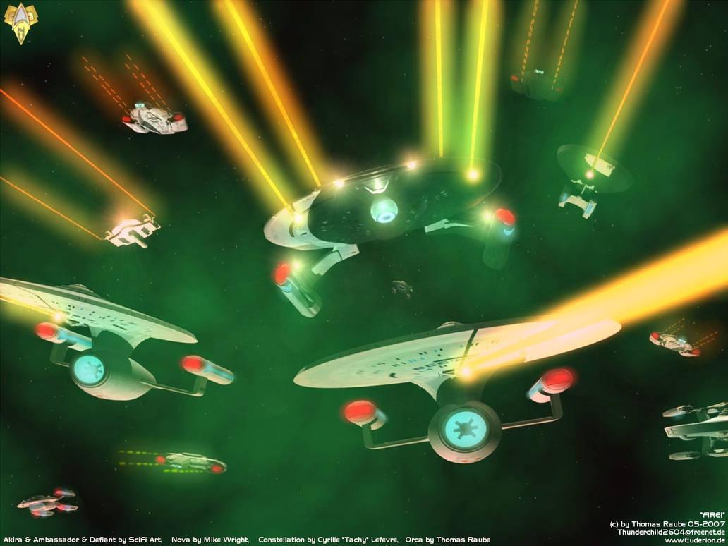 Lost Trek Files 120: Fleet - 4