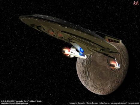 Lost Trek Files 121: Ronin class - 2