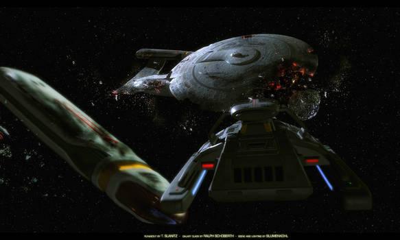 Lost Trek Files 127: Galaxy class - 9