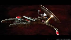 Lost Trek Files 159: Vor'cha class - 2