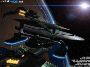 Lost Trek Files 163: Nebula class - 4