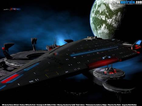 Lost Trek Files 172: Ares class - 4