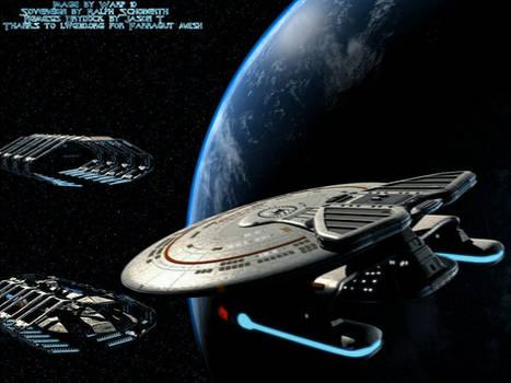 Lost Trek Files 194 - Nebula class - 5