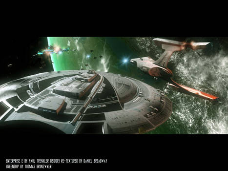 Lost Trek Files 218: Sovereign class - 10