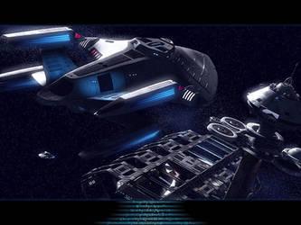 Lost Trek Files 331: Prometheus class - 8