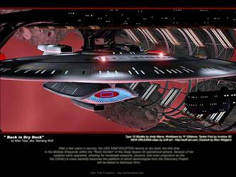 Lost Trek Files 332: New Orleans class - 8