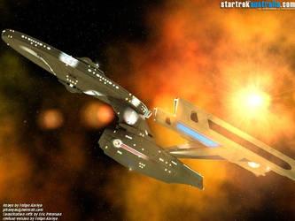Lost Trek Files 337: Constitution class - 9