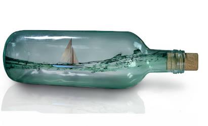 Captured Seas by TerrianJunkie