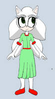Sonic Fancharacter Aurora Stormborn- OLD