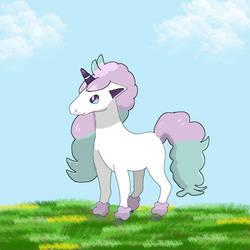 Pastel Pony