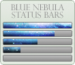 Blue Nebula Progress Bars by xAliLovex-Resources