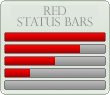 Red Progress Bars by xAliLovex-Resources