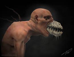 Mutant Monster by JarodValentin