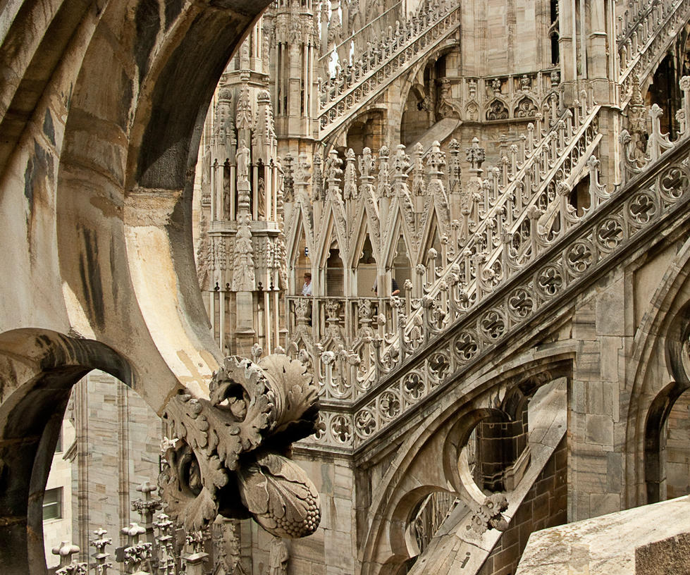 Milan domo roof by Ijgg