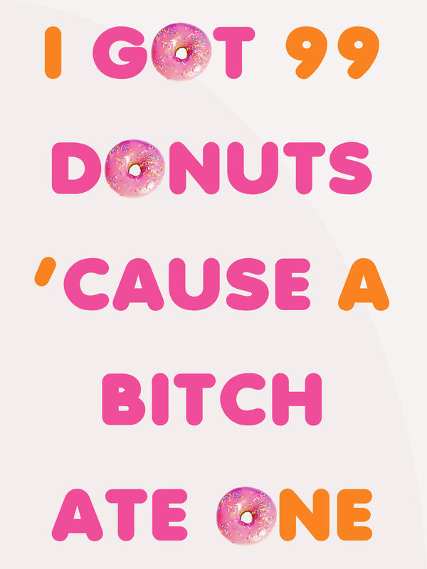 99 Donuts by troostar