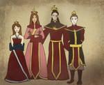 Gaang Again: Royal Fire Family