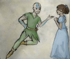 1. Peter Pan vs. Avatar by neato123
