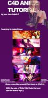 C4D Anime Tutorial