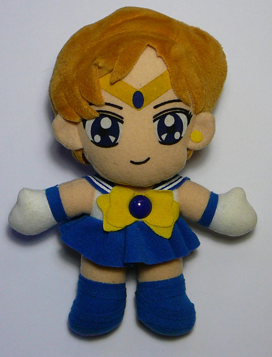 Sailor Uranus Plush by Irwin by SakkysSailormoonToys