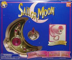 Crescent Jewel Box by SakkysSailormoonToys