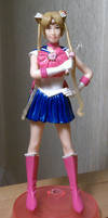 PGSM Super Real Figure: Moon by SakkysSailormoonToys