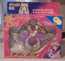 Crisis Heart Compact by SakkysSailormoonToys