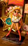 Display - Sailormoon World Musical Figure