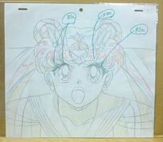 SuperS Movie Douga - Super Sailor Moon