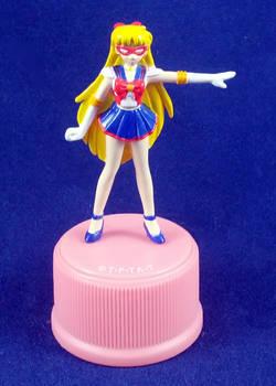 Sailor V Bottlecap