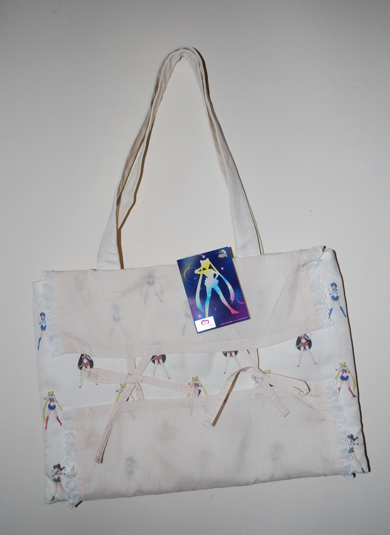 Sailor Moon Keisuke Kanda Bag FOR SALE $350 OBO by SakkysSailormoonToys