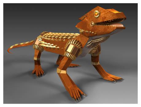 3D : Copper of Copper