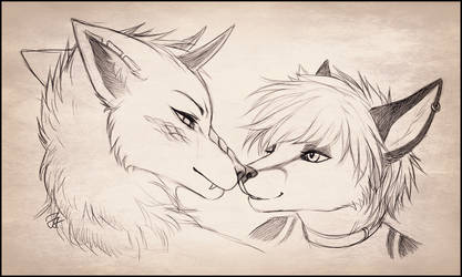 Nikolai and Hayden